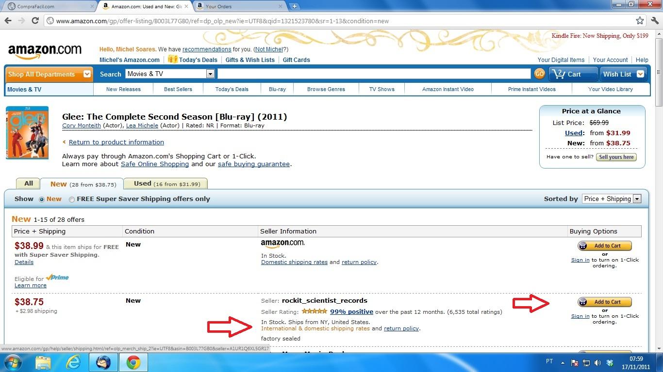 Central de Midia  Como comprar na Amazon  HD Wallpaper