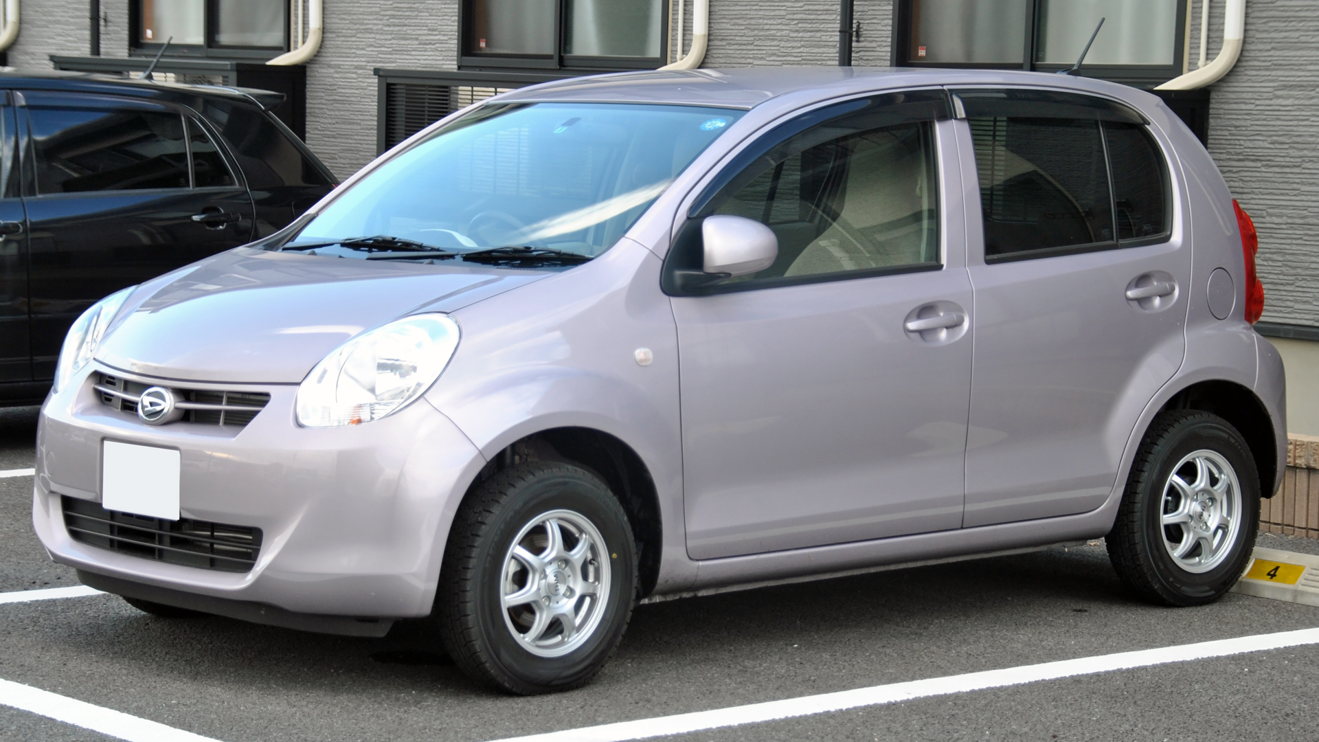 Daihatsu HD Wallpaper