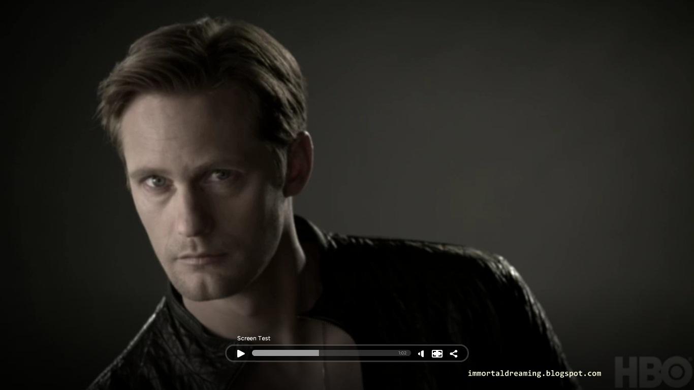 Immortal Dreaming  New True Blood Season 4 Promo Video  Screen Test HD Wallpaper