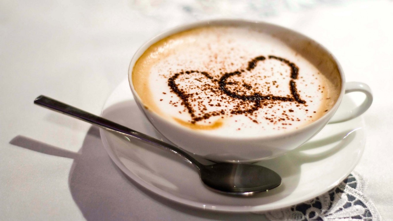 Coffe Love Coffee Hd 1366x768    89859  coffe love HD Wallpaper