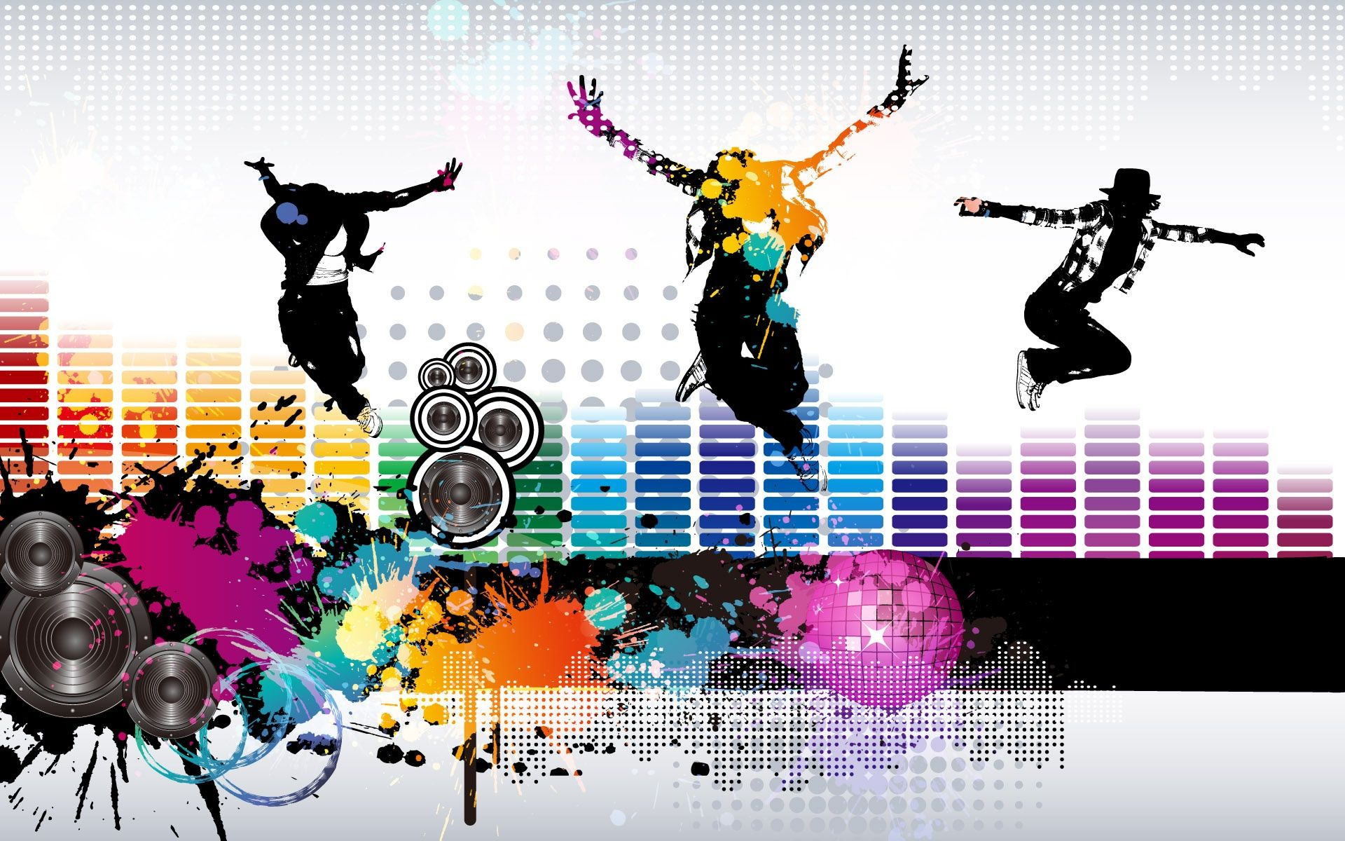 Music is my Art Vector Design  and Photo  High Resolution HD Wallpaper