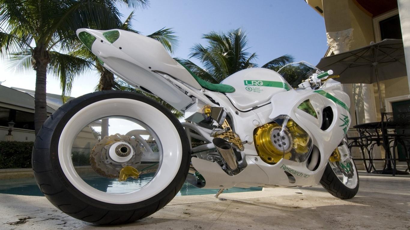 Sport Bikes White Sportbike Group 1366x768    156460 HD Wallpaper