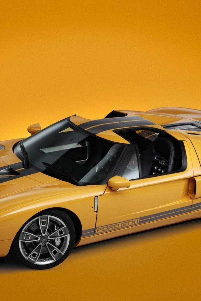 Cars Ford Ford Gt Ford Gtx1   The  HD Wallpaper