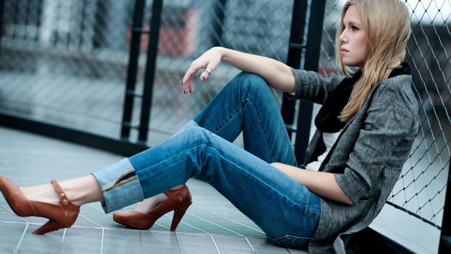 2013 Women Jeans Fashion 1080p HD   HD  Source HD Wallpaper