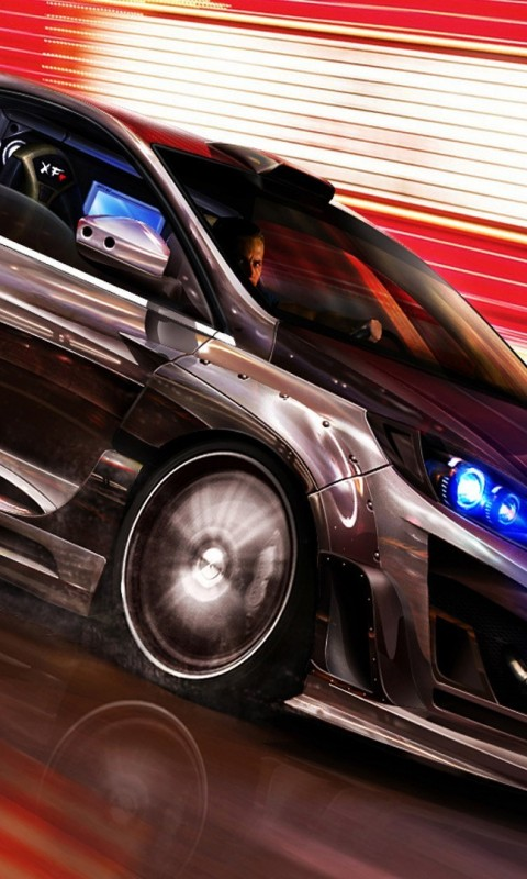 Ford focus xfr  tuning  street  nigh    online HD Wallpaper