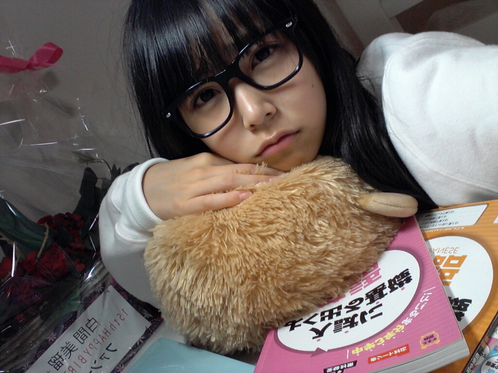66 awesome photos of AKB48 Group s members wearing glasses     HD Wallpaper