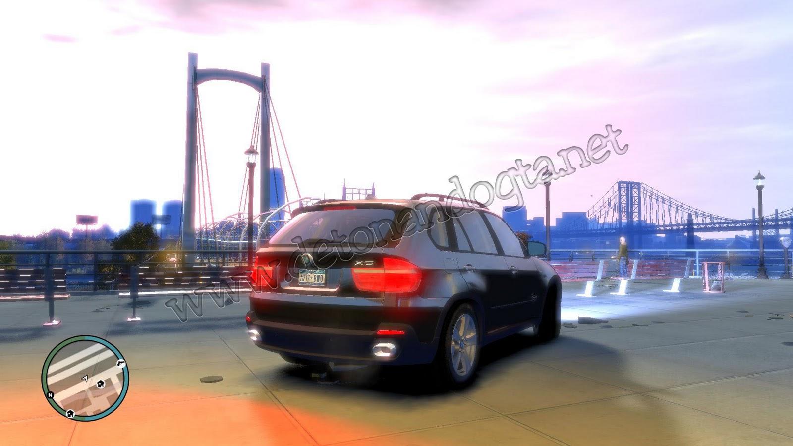 DG  GTA IV   Bmw X5 HD Wallpaper