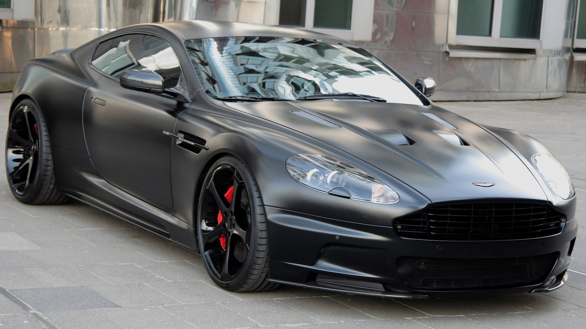 Black cars vehicles aston martin dbs    Shop HD Wallpaper