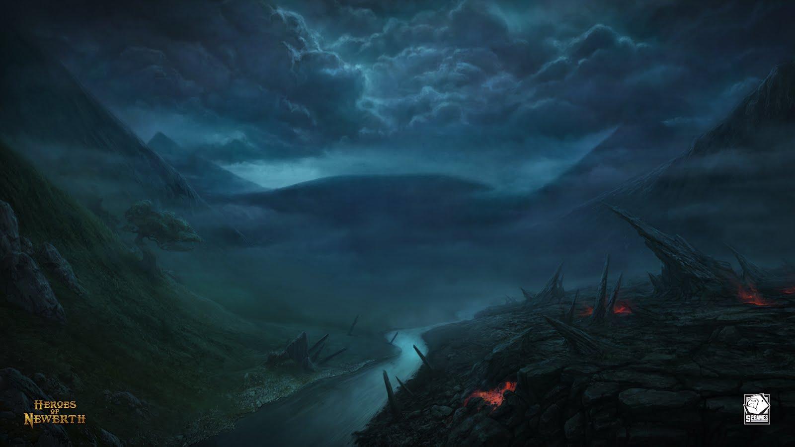 Legion or Hellbourne    Heroes of Newerth Updates   HoN Updates HD Wallpaper