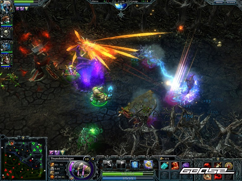 Heroes of Newerth Review Test   Heroes of Spielspass Ideenarmut HD Wallpaper