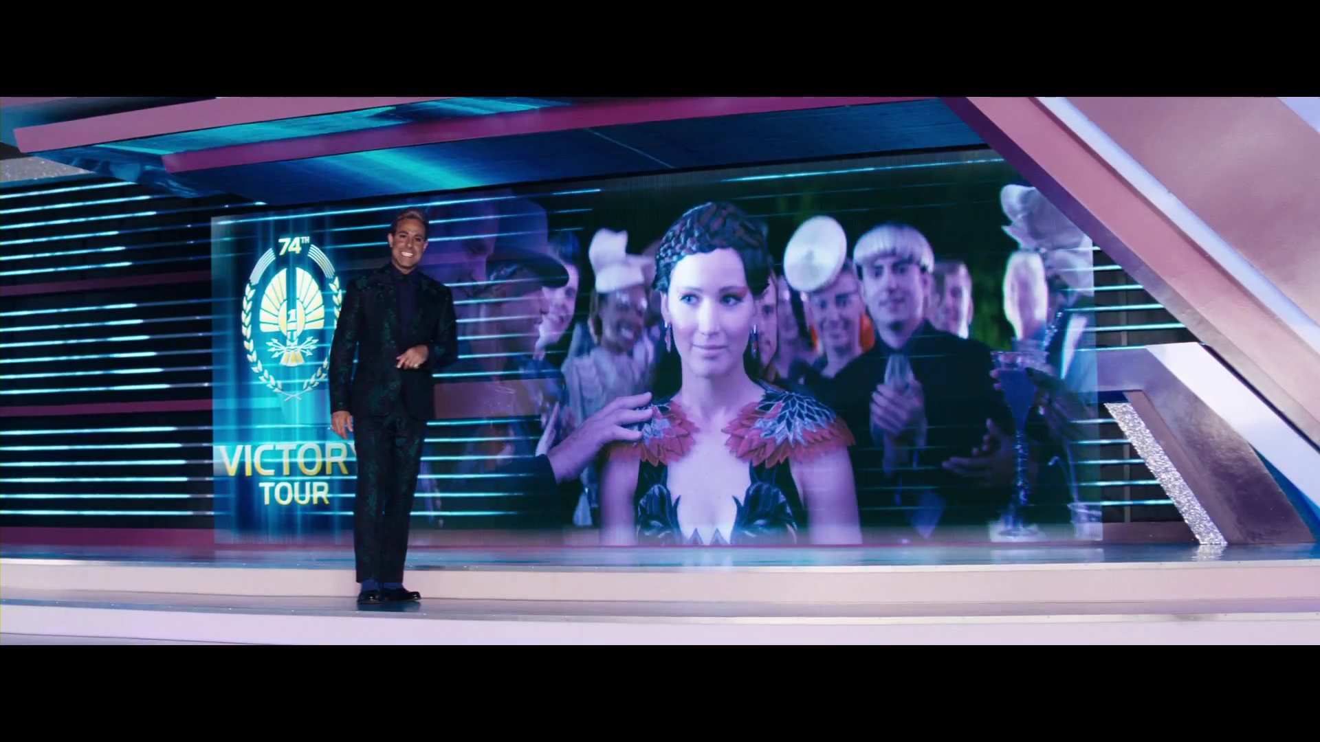 Screen Caps from the Hunger Games   Catching Fire teaser trailer HD Wallpaper