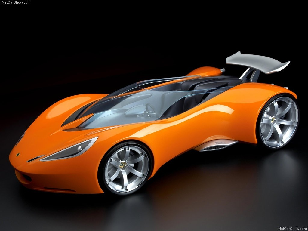 Neil Jackson   Tiny Sport Car in Lotus Hot Wheels Concept  HD Wallpaper