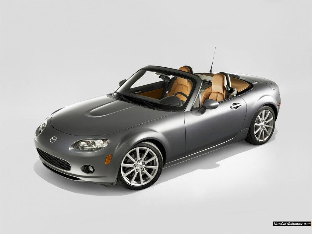 Mazda MX 5  hot car  1024x768 HD Wallpaper