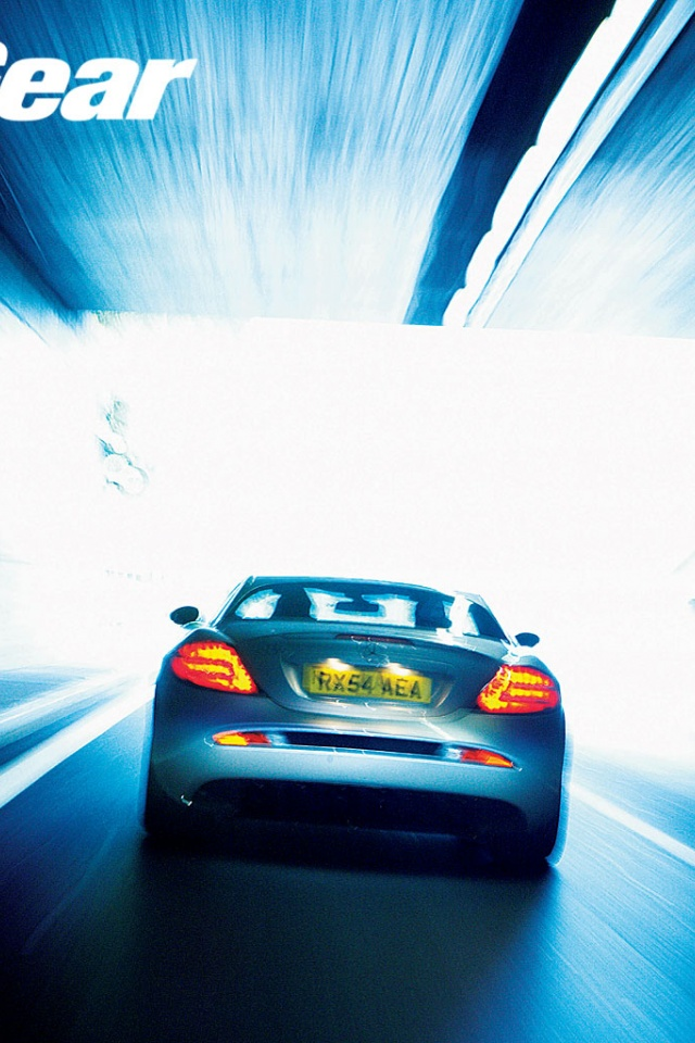 640x960 Top Gear back car Iphone 4  HD Wallpaper