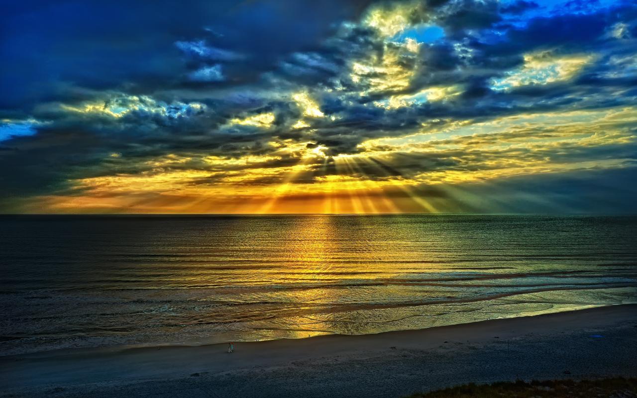 Amazing Beach Landscape HD Desktop PC  Picture  HD Wallpaper