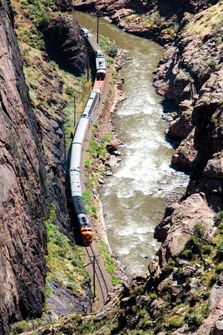 Scenic Colorado and its Trains  2014   America by Rail HD Wallpaper