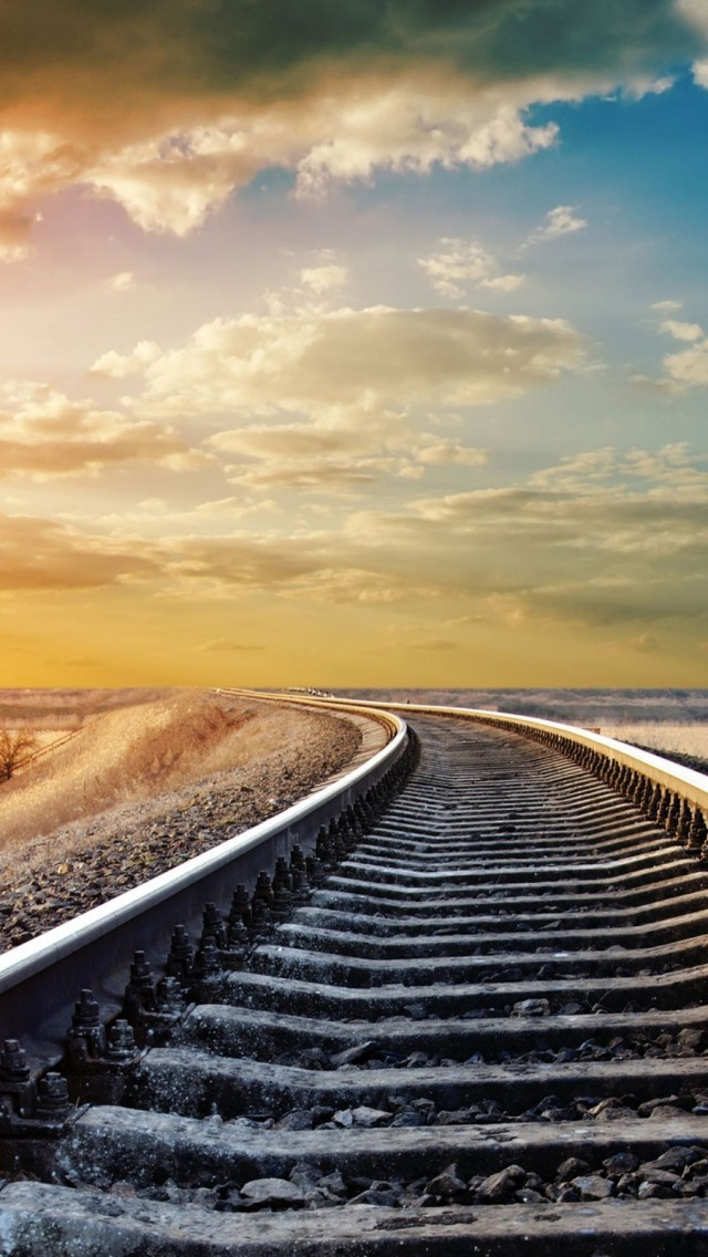 Railway View Trains And Railway Series   HQ  for PC HD Wallpaper