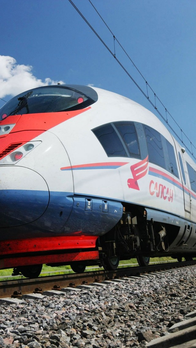 Cool speed train    My  HD Wallpaper