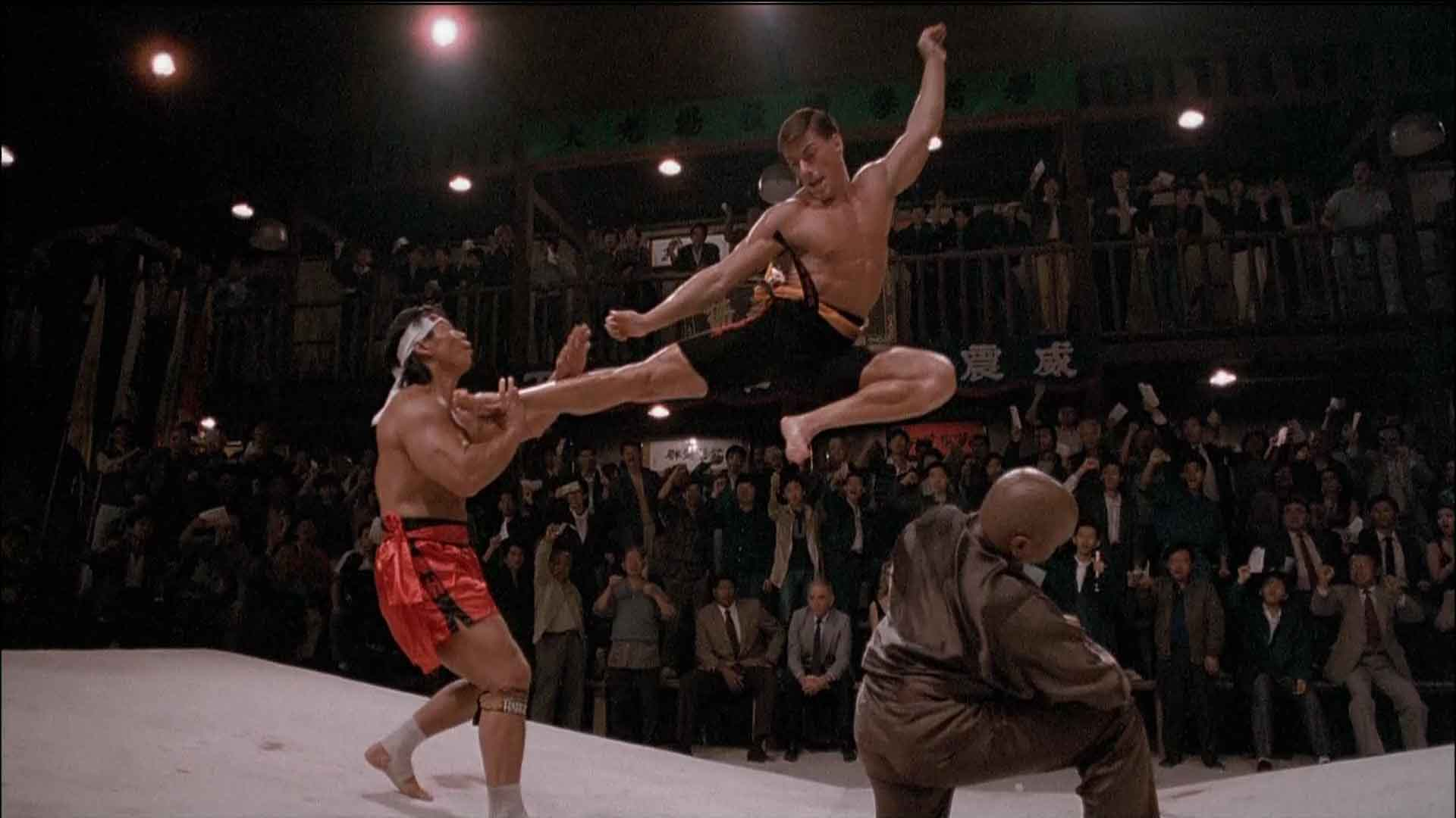 Bloodsport  and  Kickboxer  Step Back in the Ring for Remake HD Wallpaper