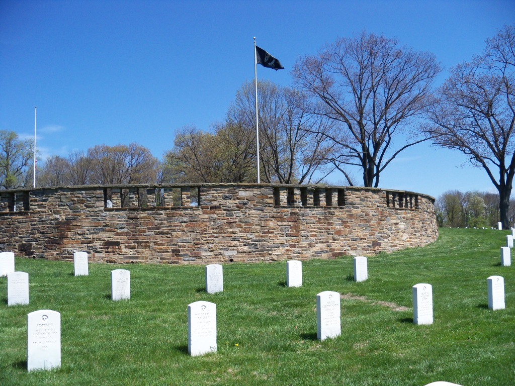Baltimore National Cemetery   Baltimore MD   Living New Deal HD Wallpaper