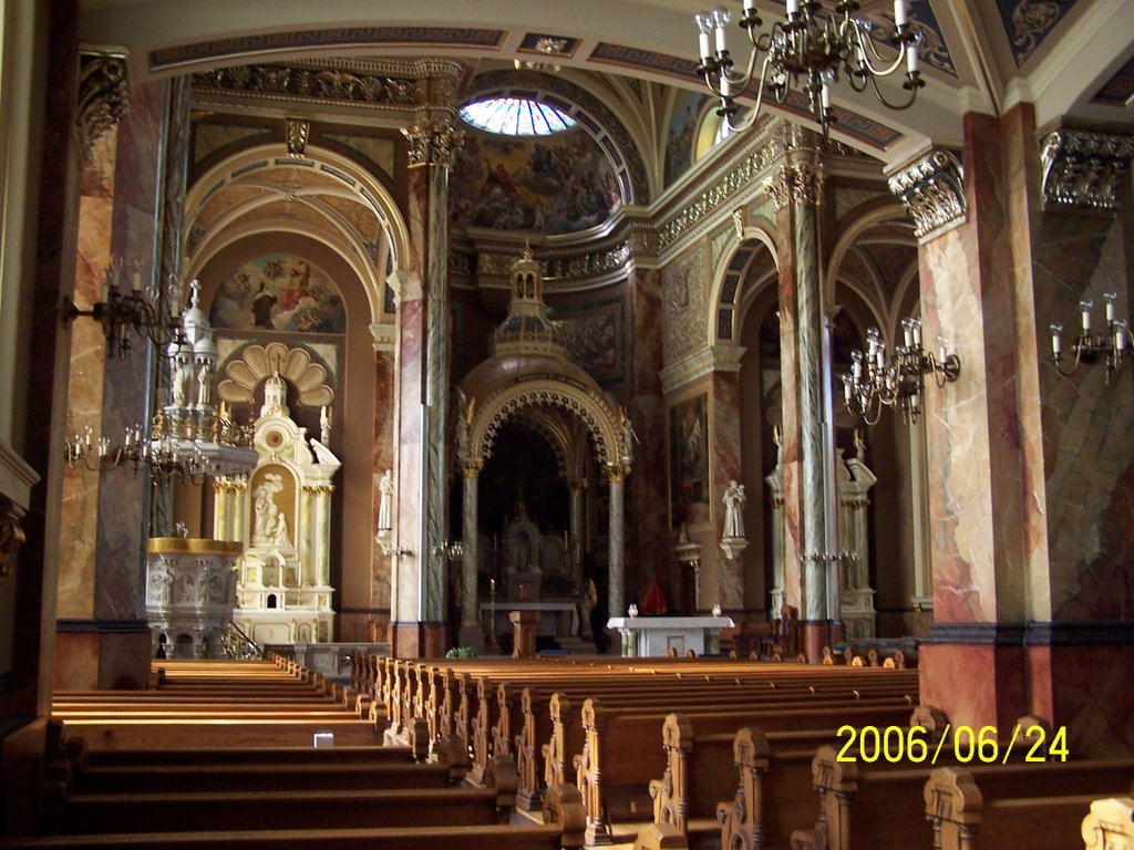 Panoramio   Photo of St  Josaphat Basilica  Milwaukee WI  June 2006 HD Wallpaper