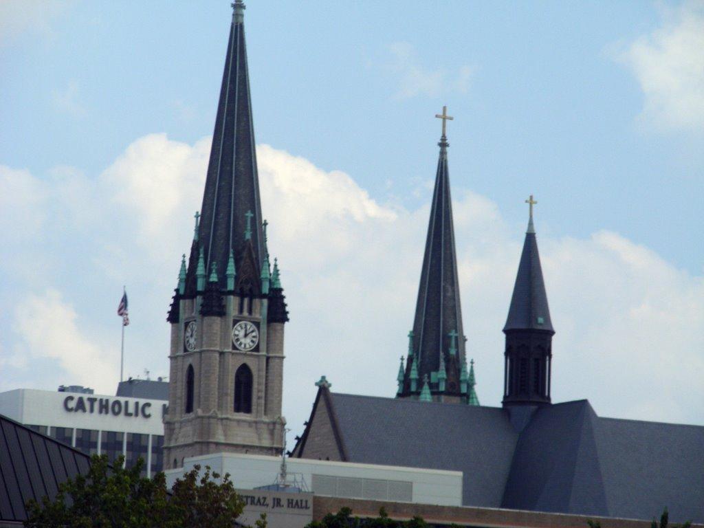 Panoramio   Photo of Gesu Church Milwaukee  WI HD Wallpaper