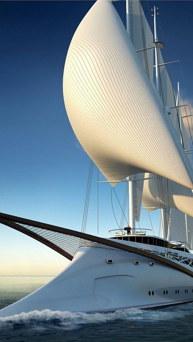 Ocean Boat  Sail Travel  Vacation  HD    Shop HD Wallpaper