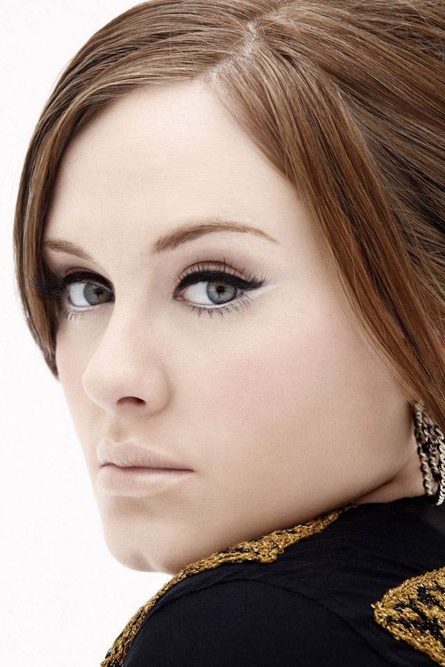 adele fire to the rain concert HD Wallpaper