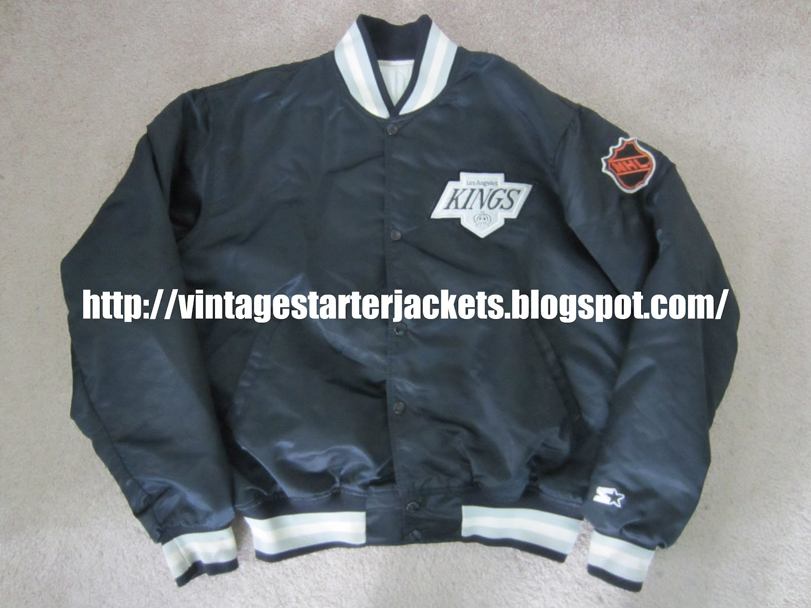 Los Angeles Kings Starter Jacket   los angeles raiders other HD Wallpaper