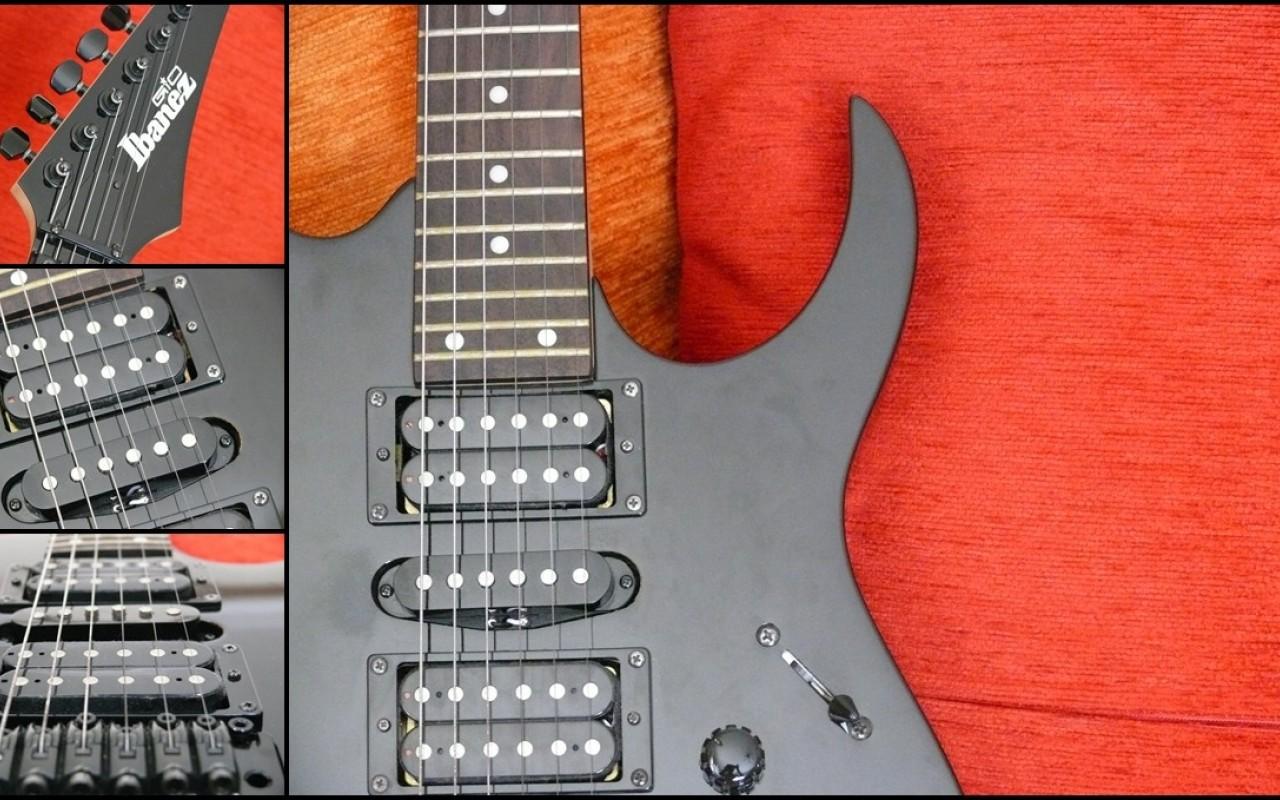 Ibanez electric guitars guitars  Image 1204x679 HD Wallpaper