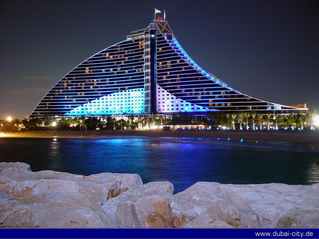 HD Amazing Architecture  Dubai City Cool Emirates Gulf HD Wallpaper