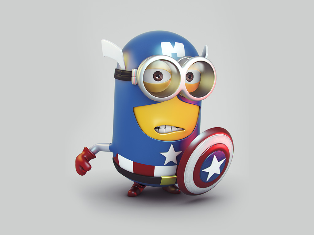 A Cute Collection Of Despicable Me 2 Minions     Images HD Wallpaper