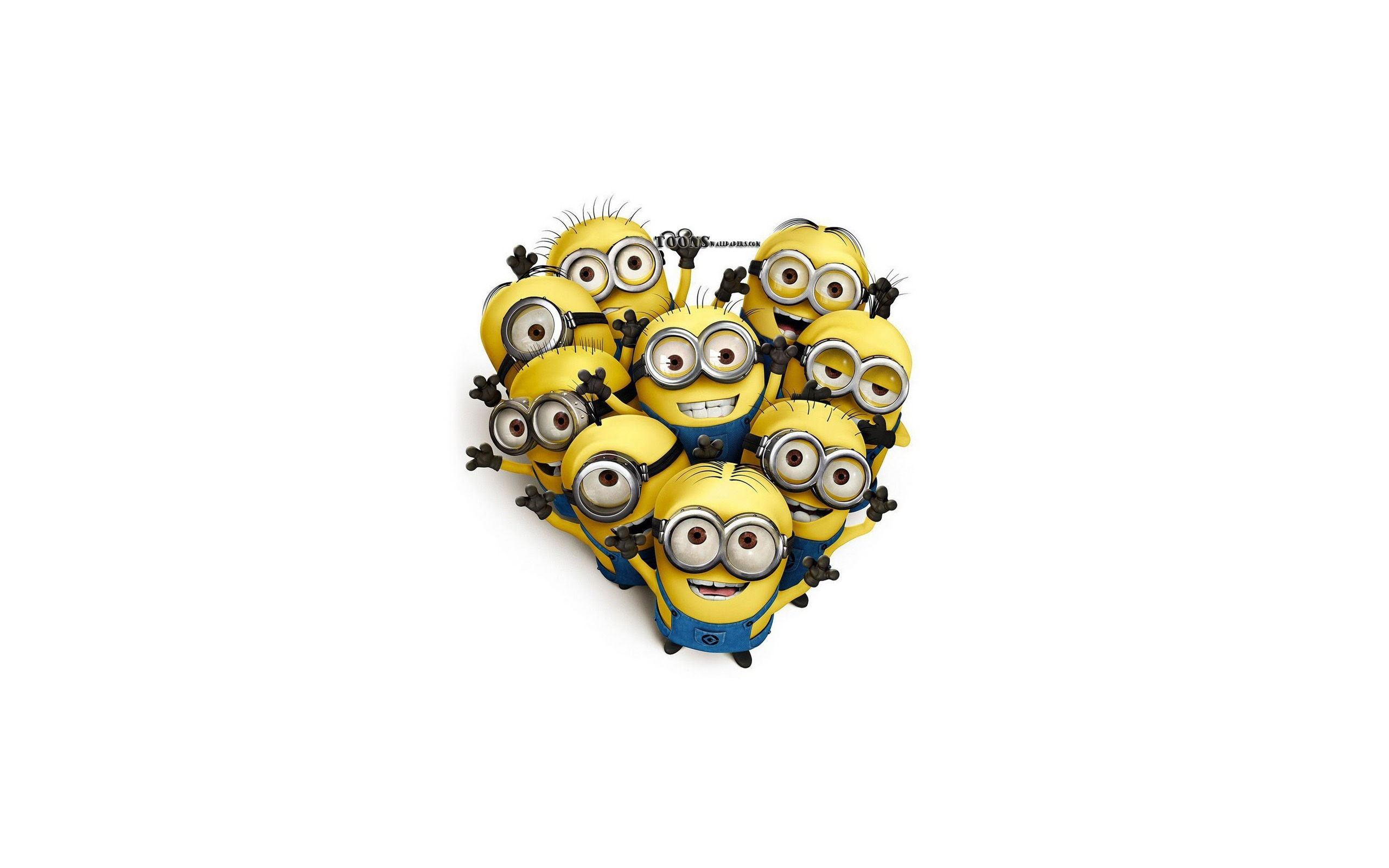 Paradise Minions Despicable Me 2 Wide   viewallpap  HD Wallpaper