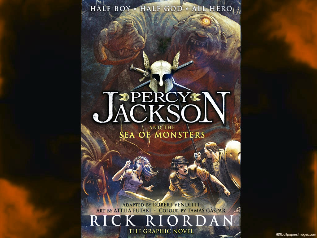 Percy Jackson   Sea of Monsters   HD  Images HD Wallpaper