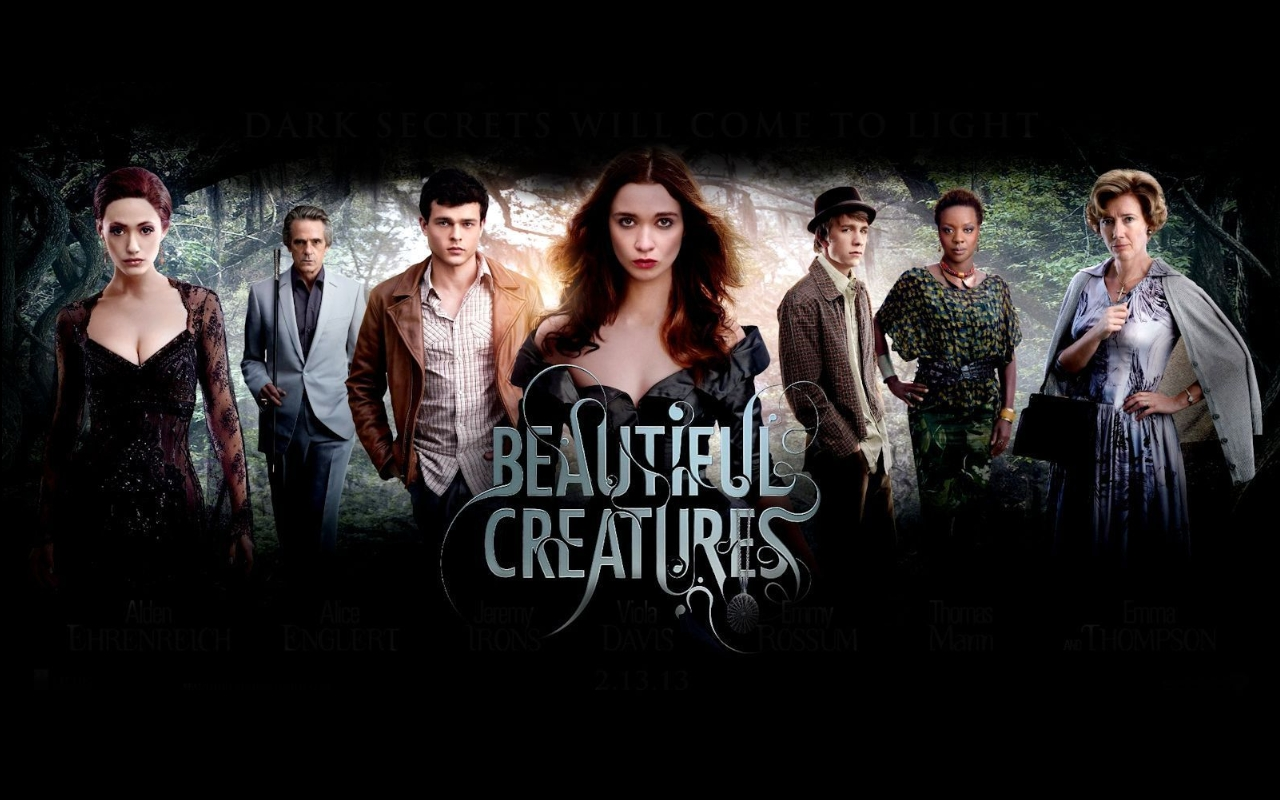 Good News Stepping Stones  Beautiful Creatures HD Wallpaper