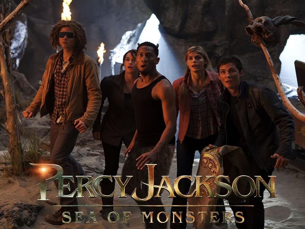 Percy Jackson Sea Of Monsters   dw  HD Wallpaper