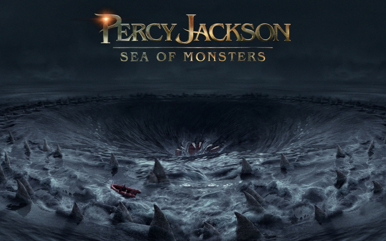 Percy Jackson Sea of Monsters Movie desktop  and stock HD Wallpaper