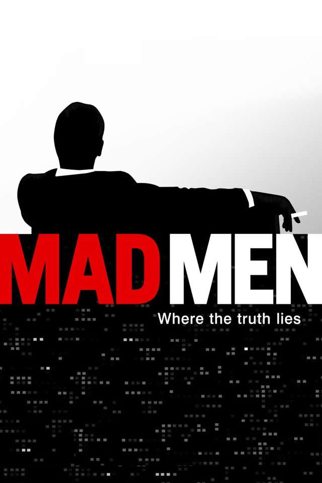 Mad Men Movie iPhone    iPod  HD   Free Download HD Wallpaper