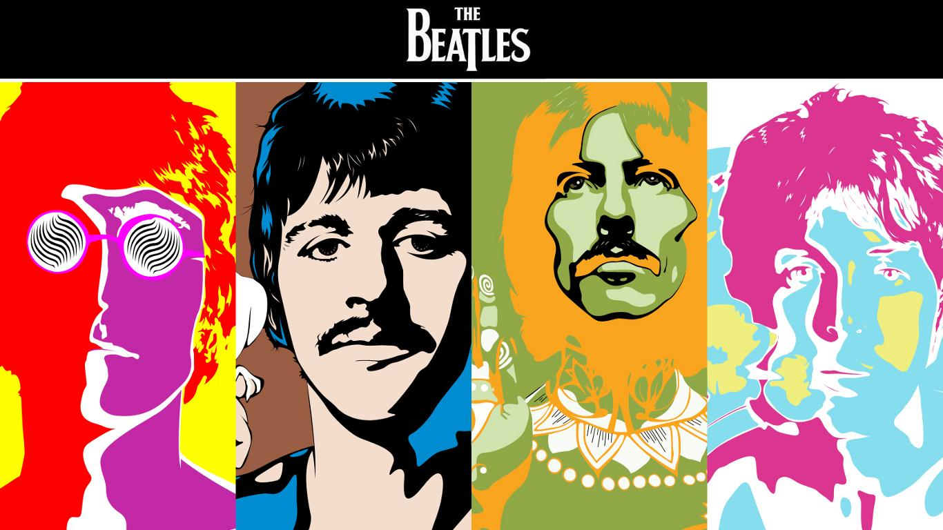 Decide  The Beatles Or Journey    Page 2 HD Wallpaper