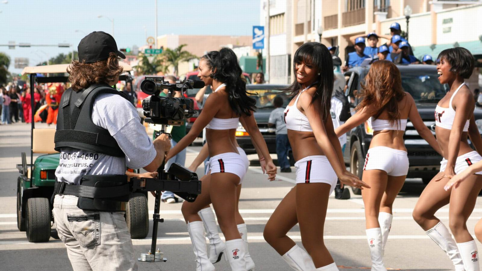 Miami Heat girls   United States  USA Pictures HD Wallpaper