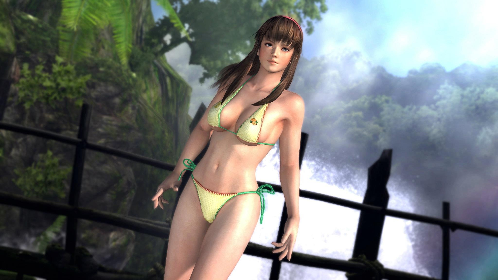DOA 5 returns to the ring   GAMING TREND HD Wallpaper