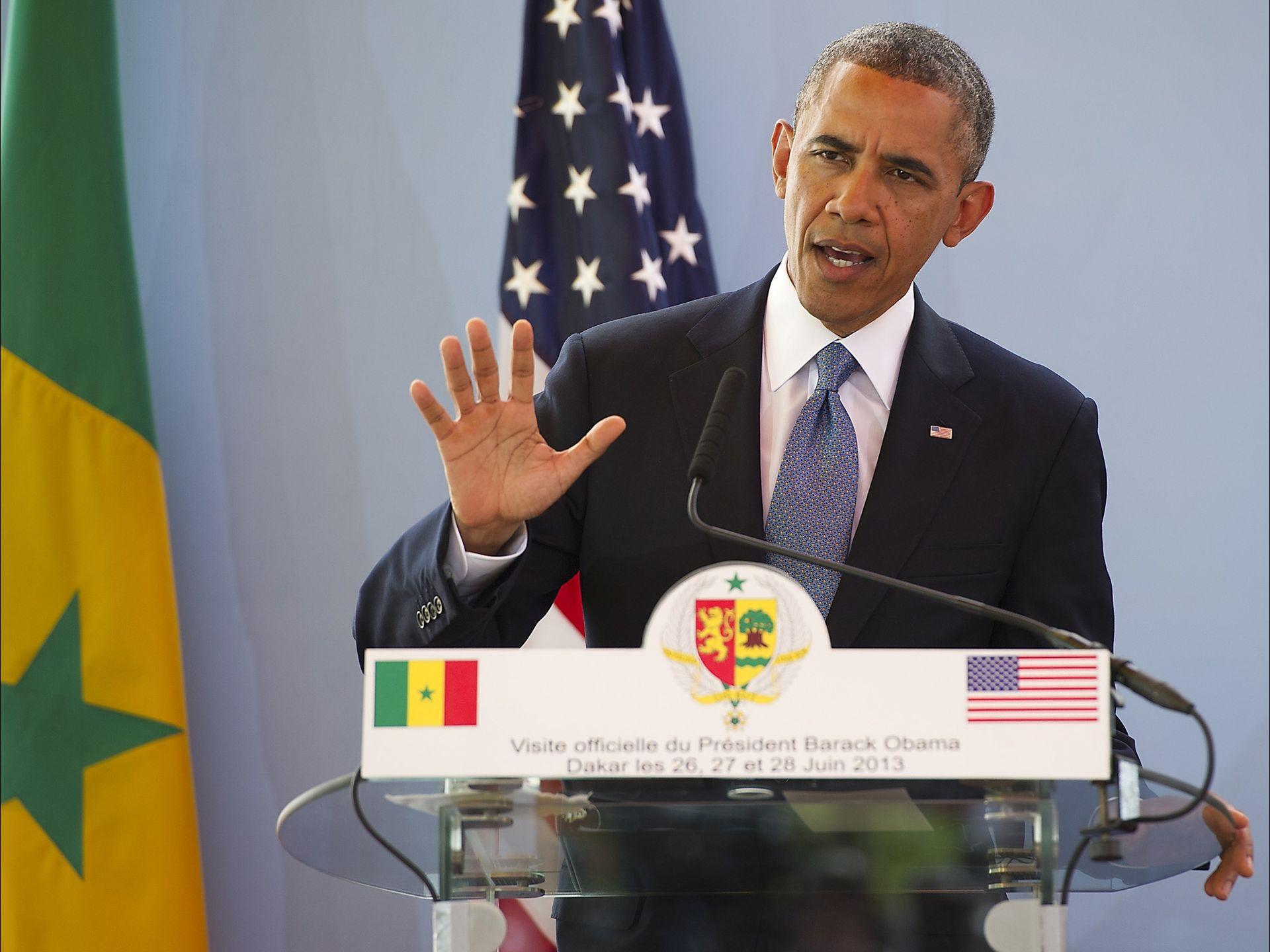 President Obama speaks during HD Wallpaper