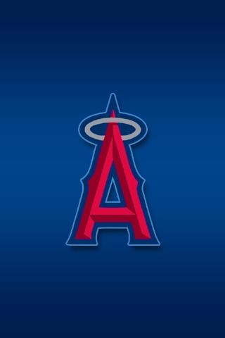 Mike Trout Los Angeles Angels HD Wallpaper