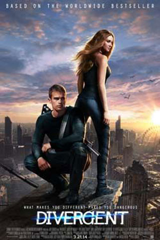 is the movie Divergent  HD Wallpaper