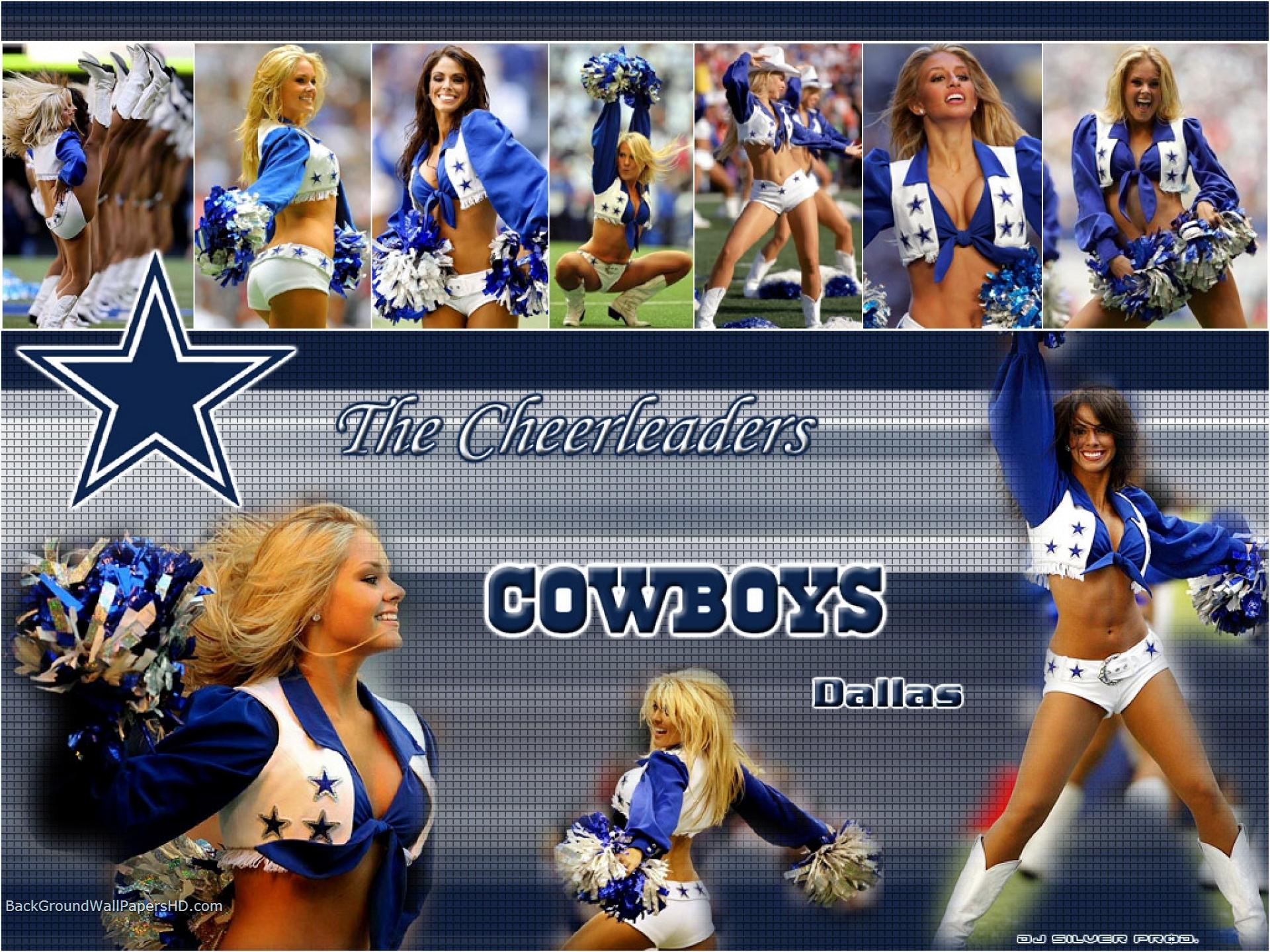 Dallas Cowboys Cheerleaders HD HD Wallpaper